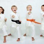 Dạy võ trực tuyến: Karate dành cho trẻ em