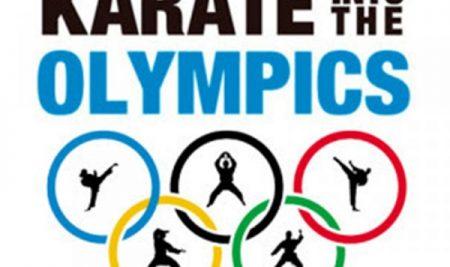 Năm 2020 Karate-do thành môn thi đấu chính thức tại Olympic